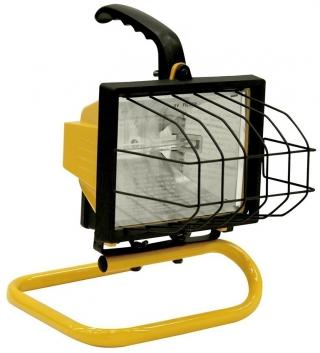 Southwire 500-Watt Portable Halogen Work Light