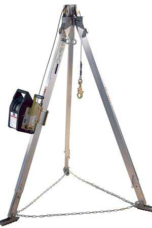 Tripod & Salalift II Confined Space Rescue System (Choose Length)