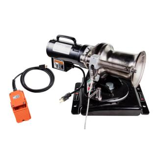 Thern 1,000 Lb Capstan Winch with Swivel