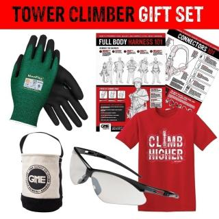 GME Supply Tower Climber Gift Set