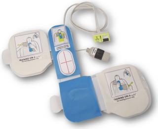 Zoll AED CPR-D Demo Electrodes with Cable