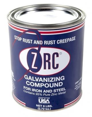 ZRC Cold Galvanizing Compound - 1 Quart