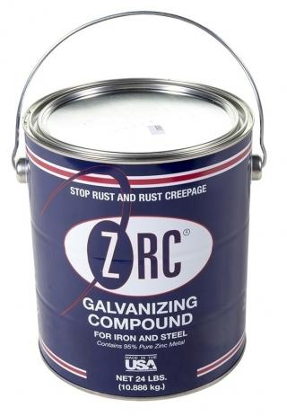 ZRC Cold Galvanizing High Zinc Compound - 1 Gallon