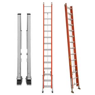 Sunset Ladder EasyLift 32 Foot Ladder Extension with Auto Levels