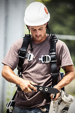 Westfall Harness Photo - GME Supply