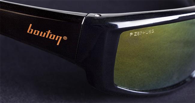 Bouton Z87+ Safety Glasses - GME Supply