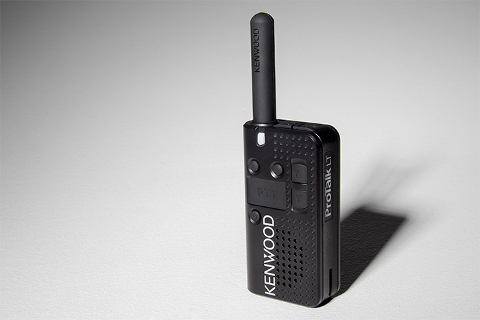 Kenwood Pocket-Sized Portable UHF Radio - GME Supply