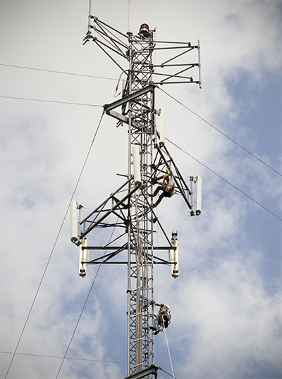 Cell Tower Climbers - GME Supply
