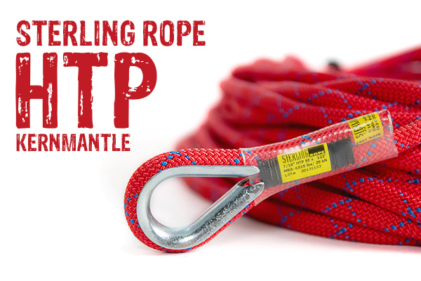 Sterling Rope HTP Safety Climbing Rope - GME Supply