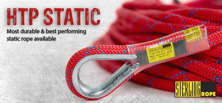 Sterling Rope HTP - GME Supply
