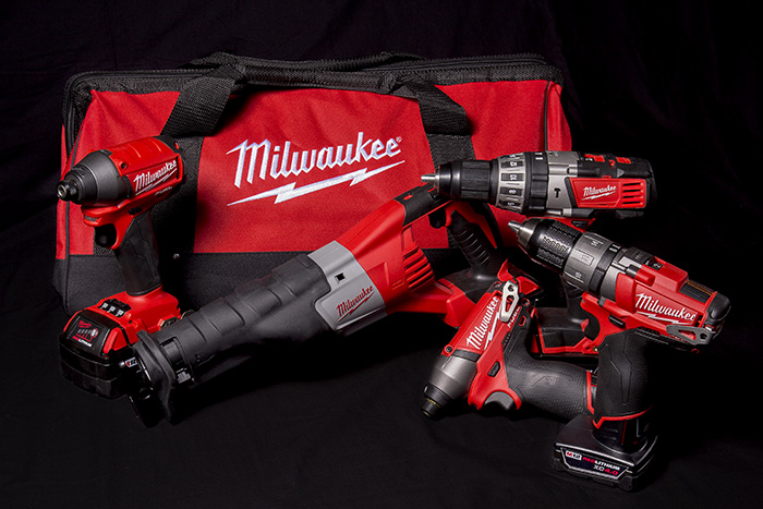 Milwaukee Kit