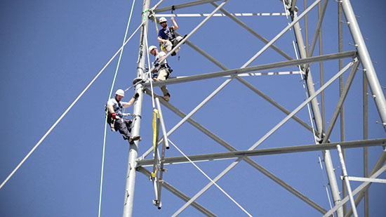 Tower Climbers with Rope - GME Supply