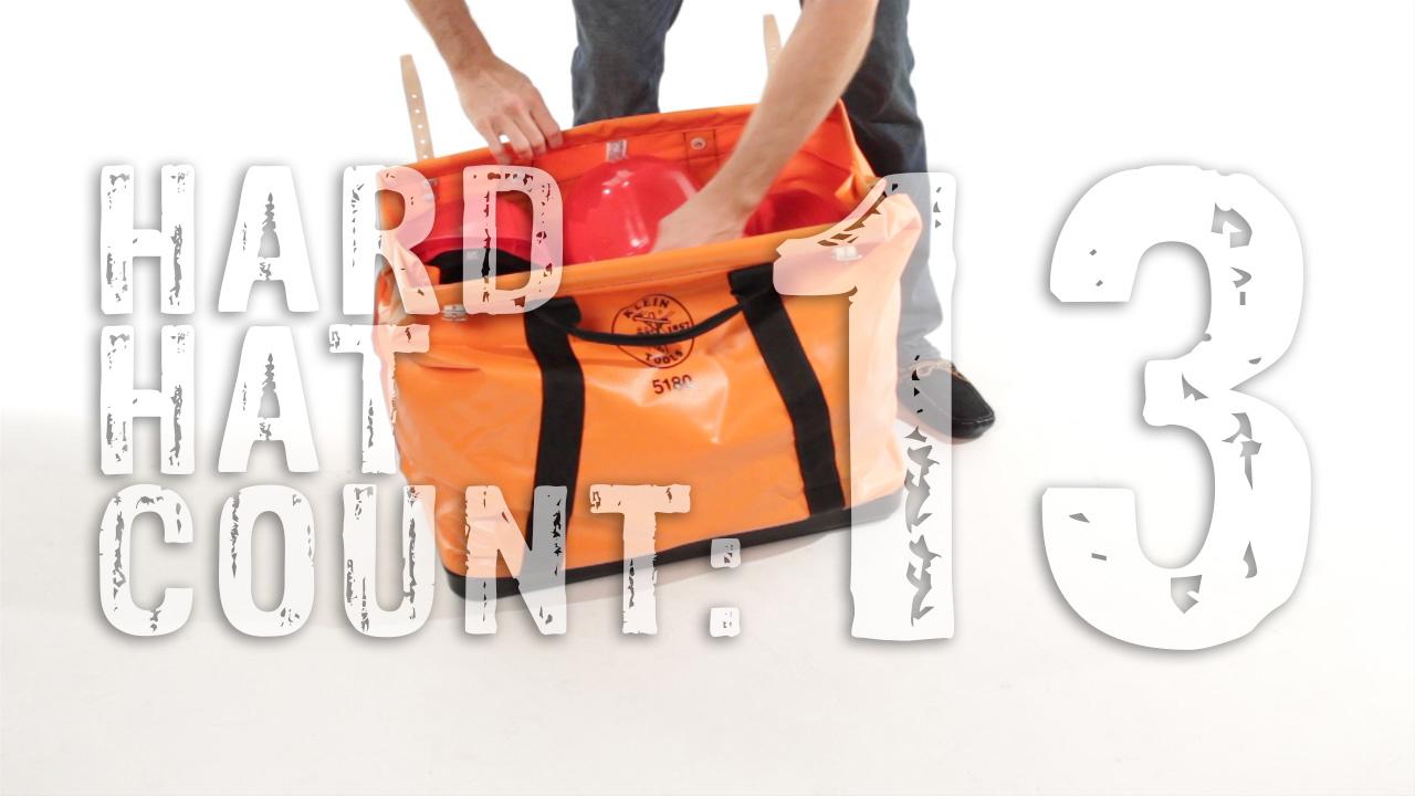 Klein Tools 5180 Extra-Large Nylon Bag