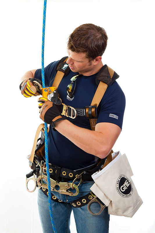 Attaching Rope Grab