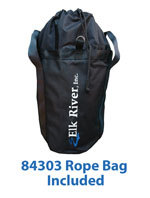 Includes 84303 Rope Bag