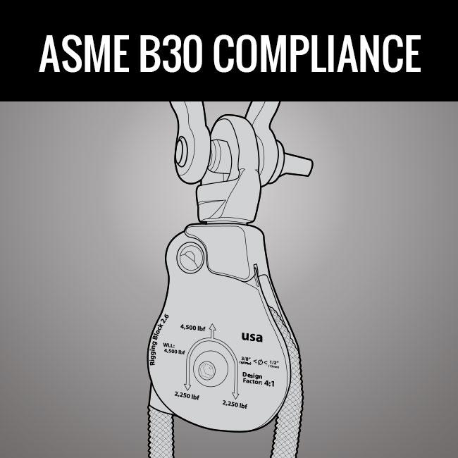 ASME B30 Compliance