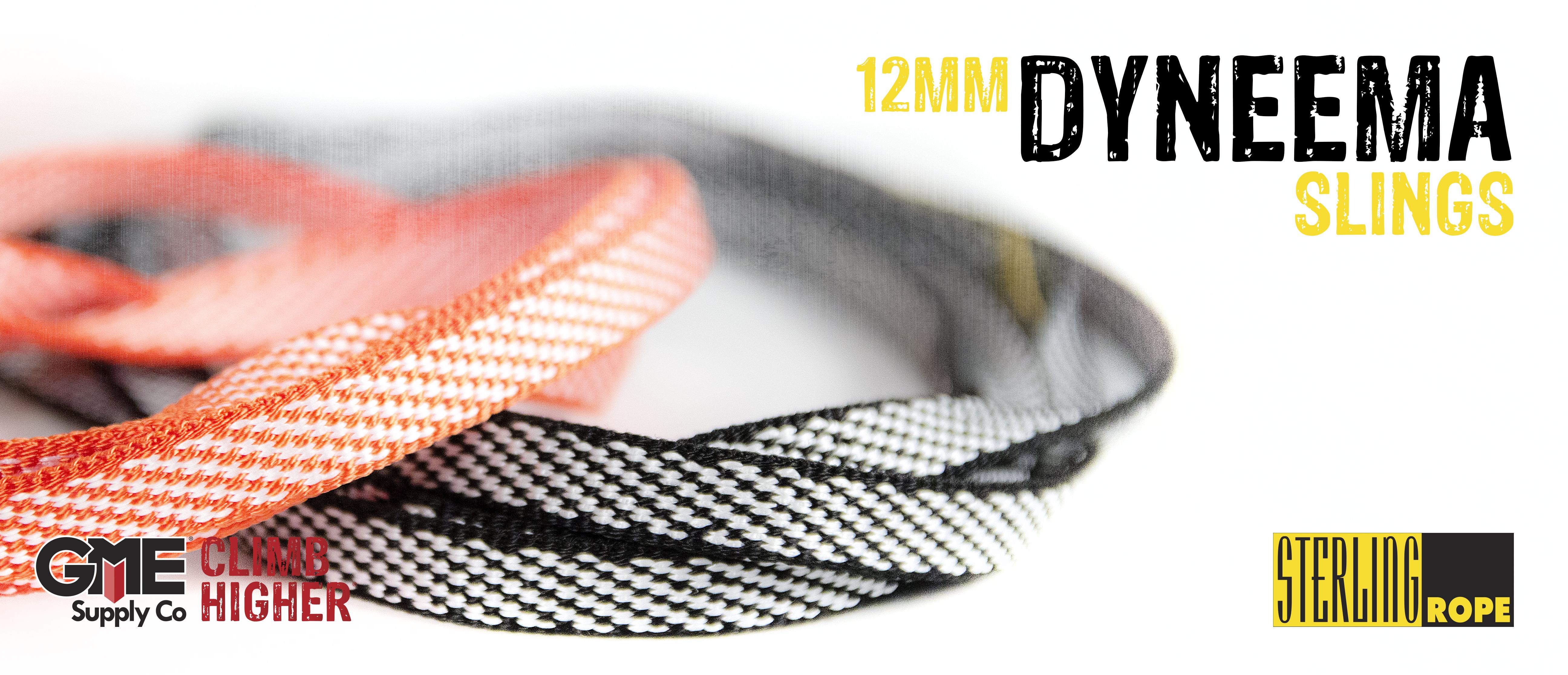 Dyneema slings