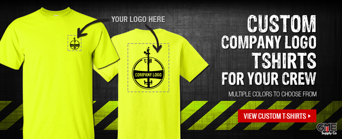 fc915d86 Outfitting your company or crew in matching, easily identifiable, custom  logo t-shirts isn't always easy – or affordable. That's where GME Supply  comes in.