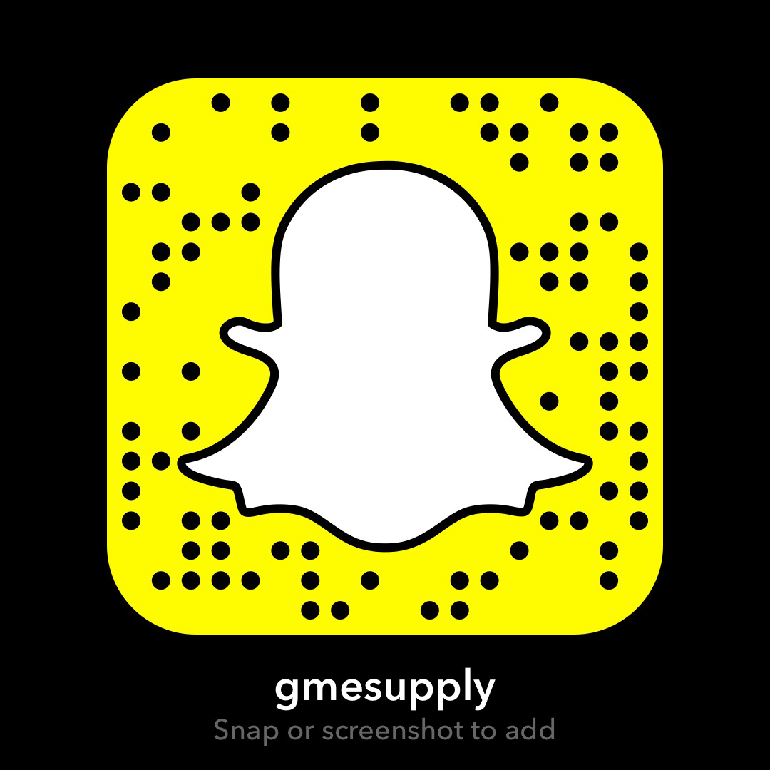 Simply snap or screenshot this image ↓ to follow GME Supply!