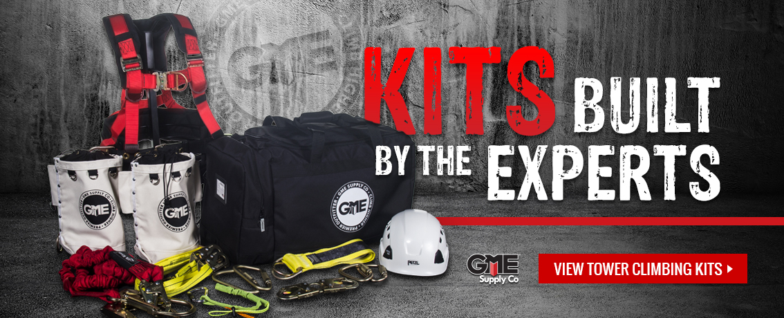 Tower Climbing Kit Buying Guide | GME Blog | GME Supply