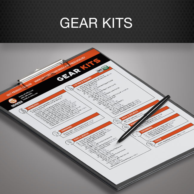 Construction / Ironworking Gear Kits