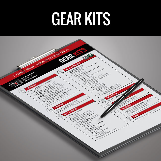 Tower Gear Kits