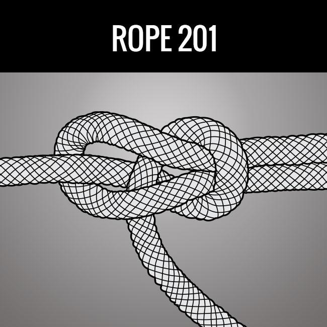 Rope 201