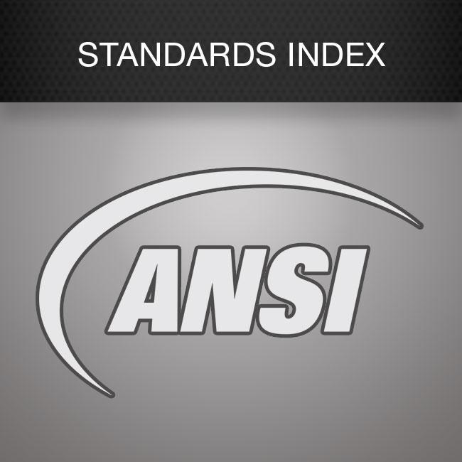 Standards Index