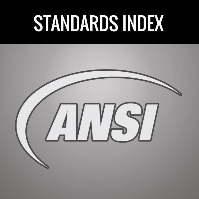 Telecom Standards Index
