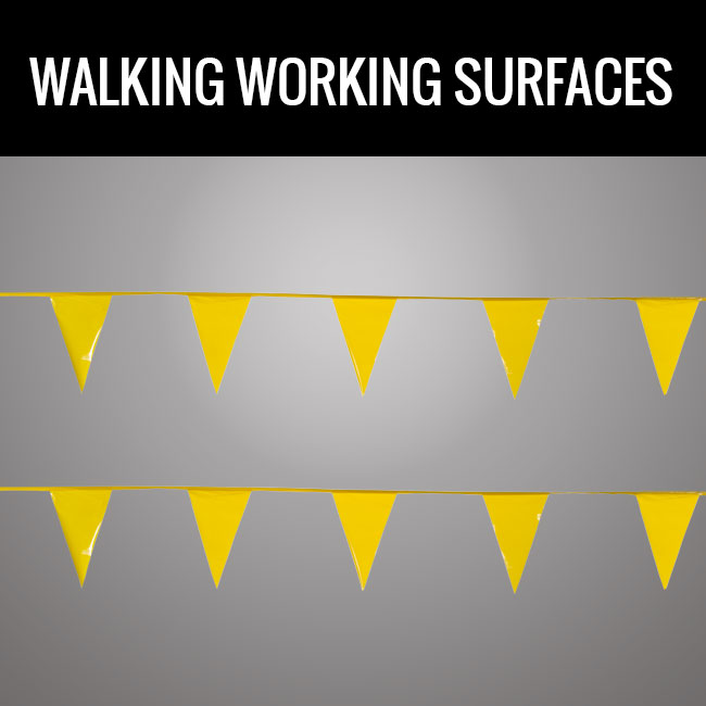 Walking Working Surfaces