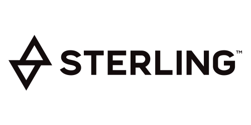 GME Supply is proud to partner with Sterling as a trusted brand.