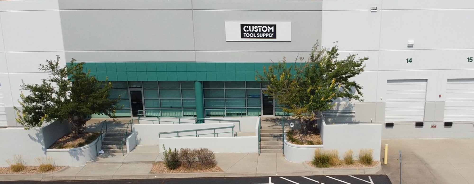 GME Supply's Storefront & Distribution Center located in Denver, CO