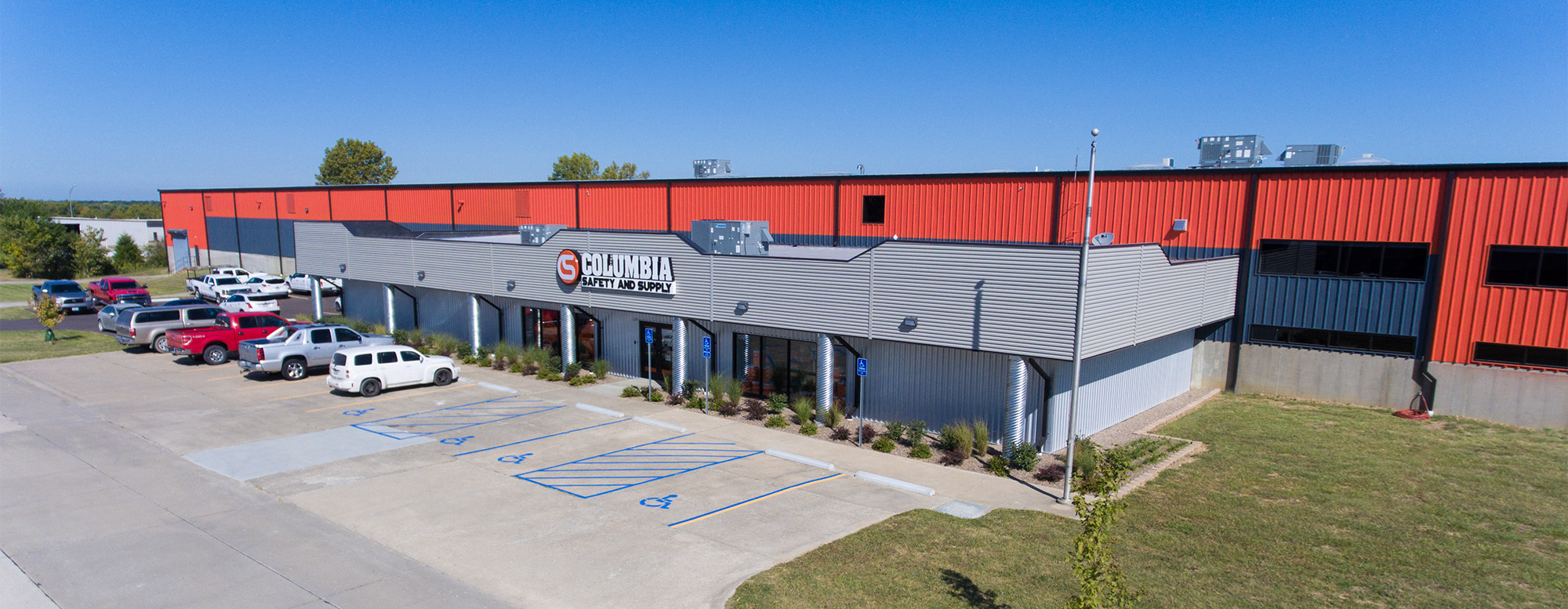 GME Supply's Global Flagship Store located in Columbia, MO