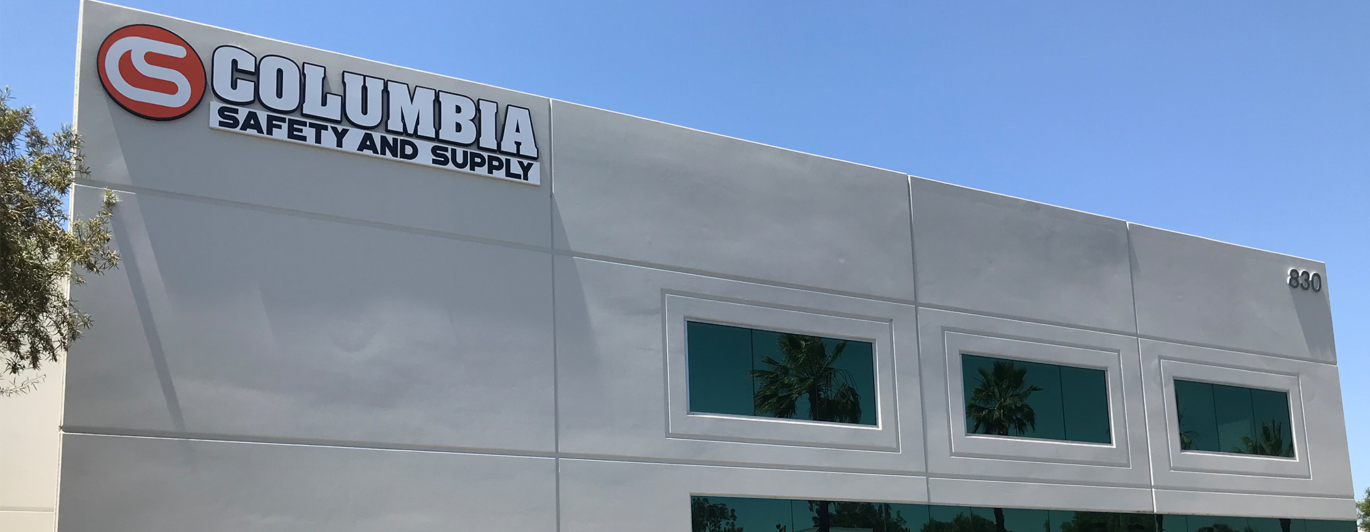 GME Supply's Storefront & Distribution Center located in Corona (Los Angeles), CA