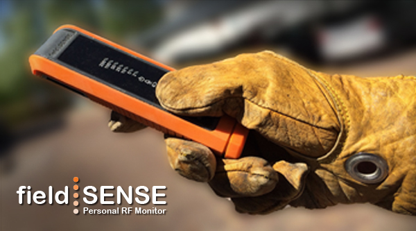 FieldSENSE RF Monitors from GME Supply