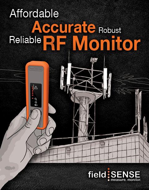 fieldSENSE RF Monitor