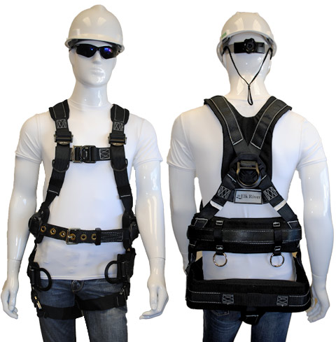The Peregrine Platinum Tower Climbing Harness
