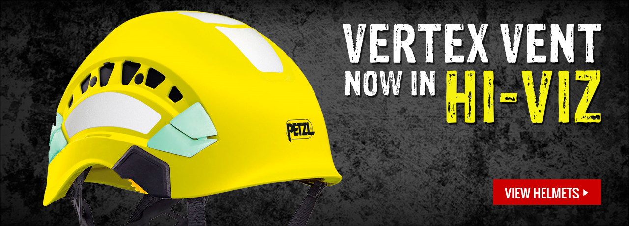 Helmets (Vertex Vent) from Petzl at GME Supply