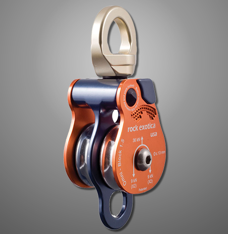 Double Sheave Pulleys from GME Supply