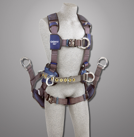 6 D-Ring Harnesses from GME Supply
