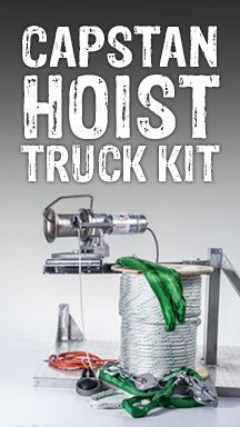 AB Chance Capstan Hoist Truck Kit from GME Supply