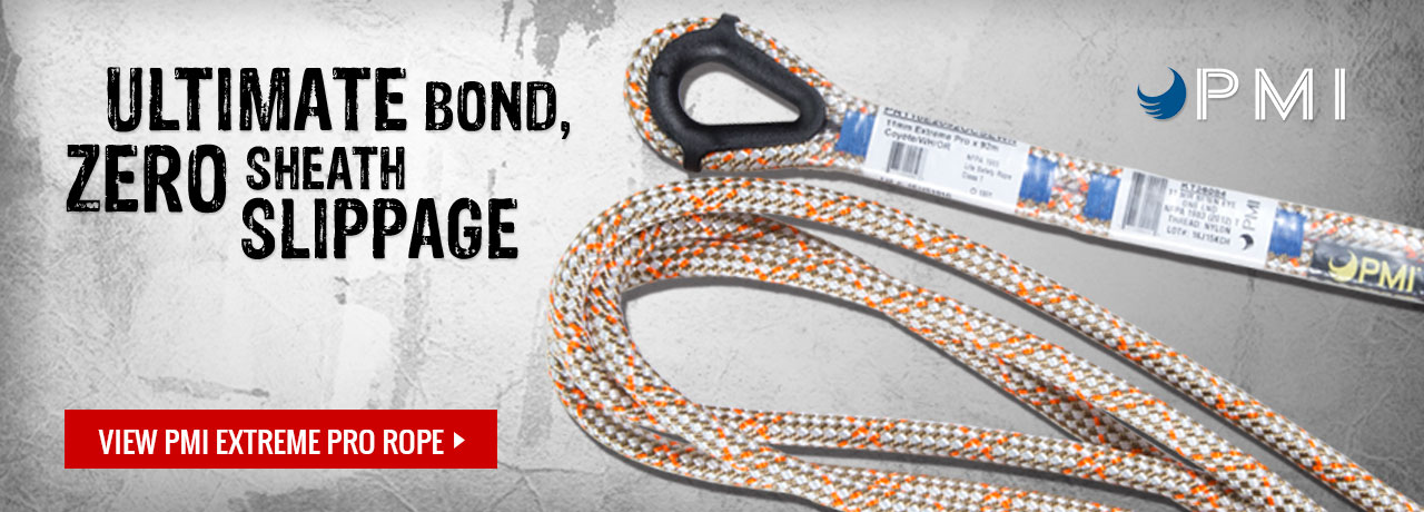 PMI extreme pro rope with unicore technology at GME Supply