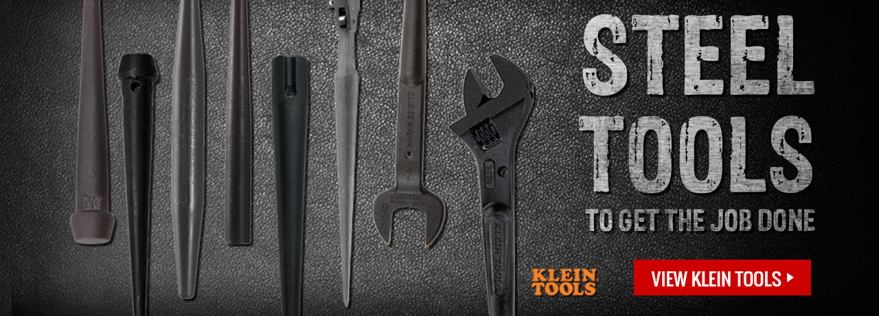 Klein hand tools at GME Supply