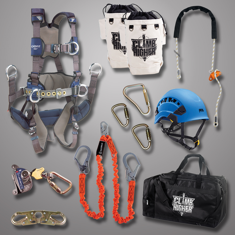 Tower Climbing Kits from GME Supply