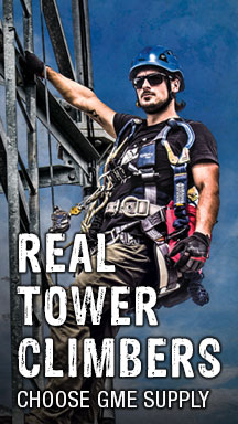 Tower Climber Gear