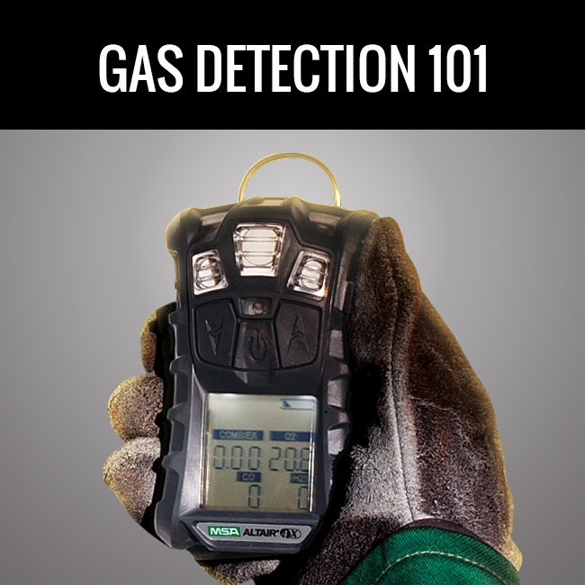 Gas Detection 101 by GME Supply