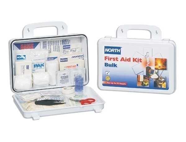 Construction Bulk First Aid Kit, 25 Person (019743-0030L)