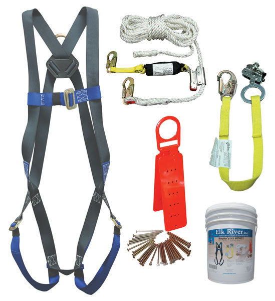 05003, 50' ConstructionPlus Roofer's Kit with Reusable Anchor