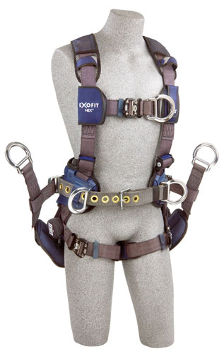 DBI Sala 1113193 ExoFit NEX Tower Climbing Harness from GME Supply