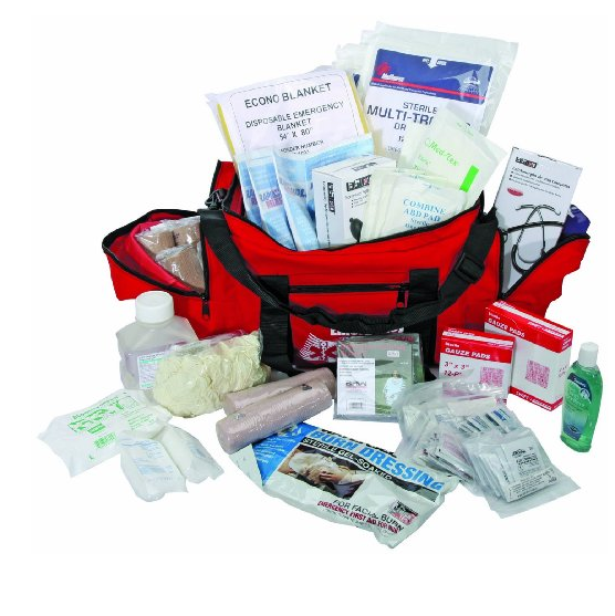 North 148820 Major Trauma Kit from GME Supply